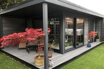 Garden Quiet Retreat Suffolk
